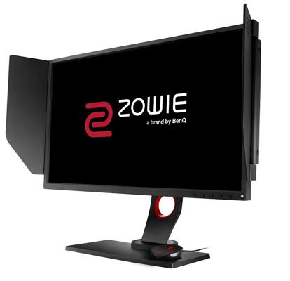 BenQ (ZOWIE) XL2540 - Display-Corner